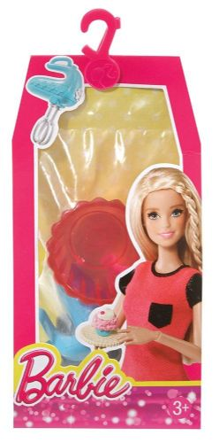 Barbie Cupcake Baking Pack